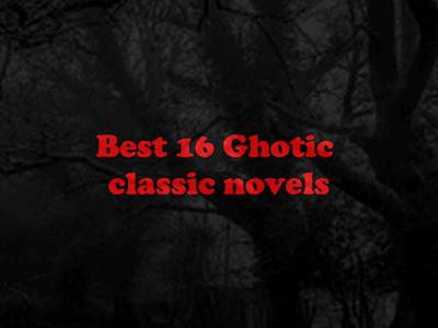 Best 16 Gothic novels