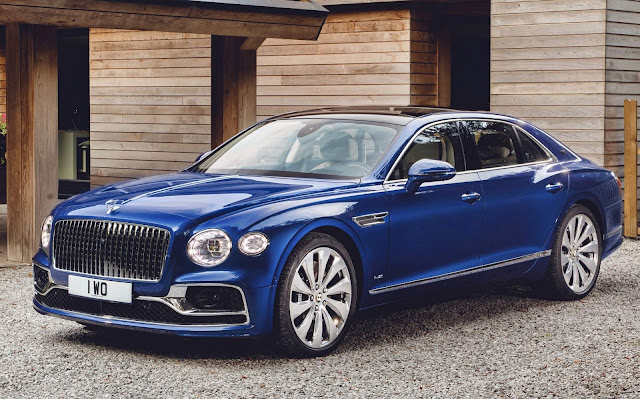 Bentley Flying Spur 2020 First Edition