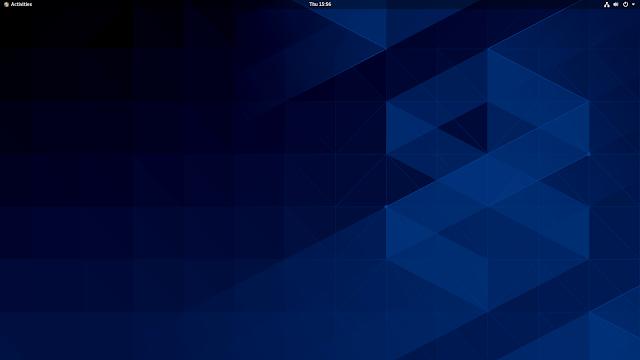 CentOS 8.0のGNOME デスクトップ環境