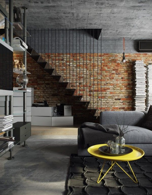 staircase design in duplex houses