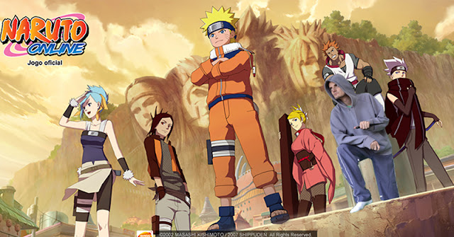 Naruto Online Noobz Guerra Ninja