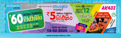 Keralalottery.info, akshaya today result: 12-2-2020 Akshaya lottery ak-432, kerala lottery result 12.2.2020, akshaya lottery results, kerala lottery result today akshaya, akshaya lottery result, kerala lottery result akshaya today, kerala lottery akshaya today result, akshaya kerala lottery result, akshaya lottery ak.432 results 12-02-2020, akshaya lottery ak 432, live akshaya lottery ak-432, akshaya lottery, kerala lottery today result akshaya, akshaya lottery (ak-432) 12/02/2020, today akshaya lottery result, akshaya lottery today result, akshaya lottery results today, today kerala lottery result akshaya, kerala lottery results today akshaya 12 2 20, akshaya lottery today, today lottery result akshaya 12/2/20, akshaya lottery result today 12.02.2020, kerala lottery result live, kerala lottery bumper result, kerala lottery result yesterday, kerala lottery result today, kerala online lottery results, kerala lottery draw, kerala lottery results, kerala state lottery today, kerala lottare, kerala lottery result, lottery today, kerala lottery today draw result, kerala lottery online purchase, kerala lottery, kl result,  yesterday lottery results, lotteries results, keralalotteries, kerala lottery, keralalotteryresult, kerala lottery result, kerala lottery result live, kerala lottery today, kerala lottery result today, kerala lottery results today, today kerala lottery result, kerala lottery ticket pictures, kerala samsthana bhagyakuri