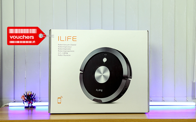 Đánh giá ROBOT hút bụi ILIFE A9S thông minh giá 11.5 triệu