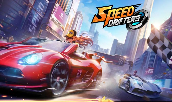 Rekomendasi Game Android Terbaru Gratis - Garena Speed Drifters