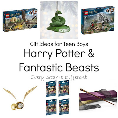 Harry Potter & Fantastic Beasts-Gift Ideas for Teen Boys