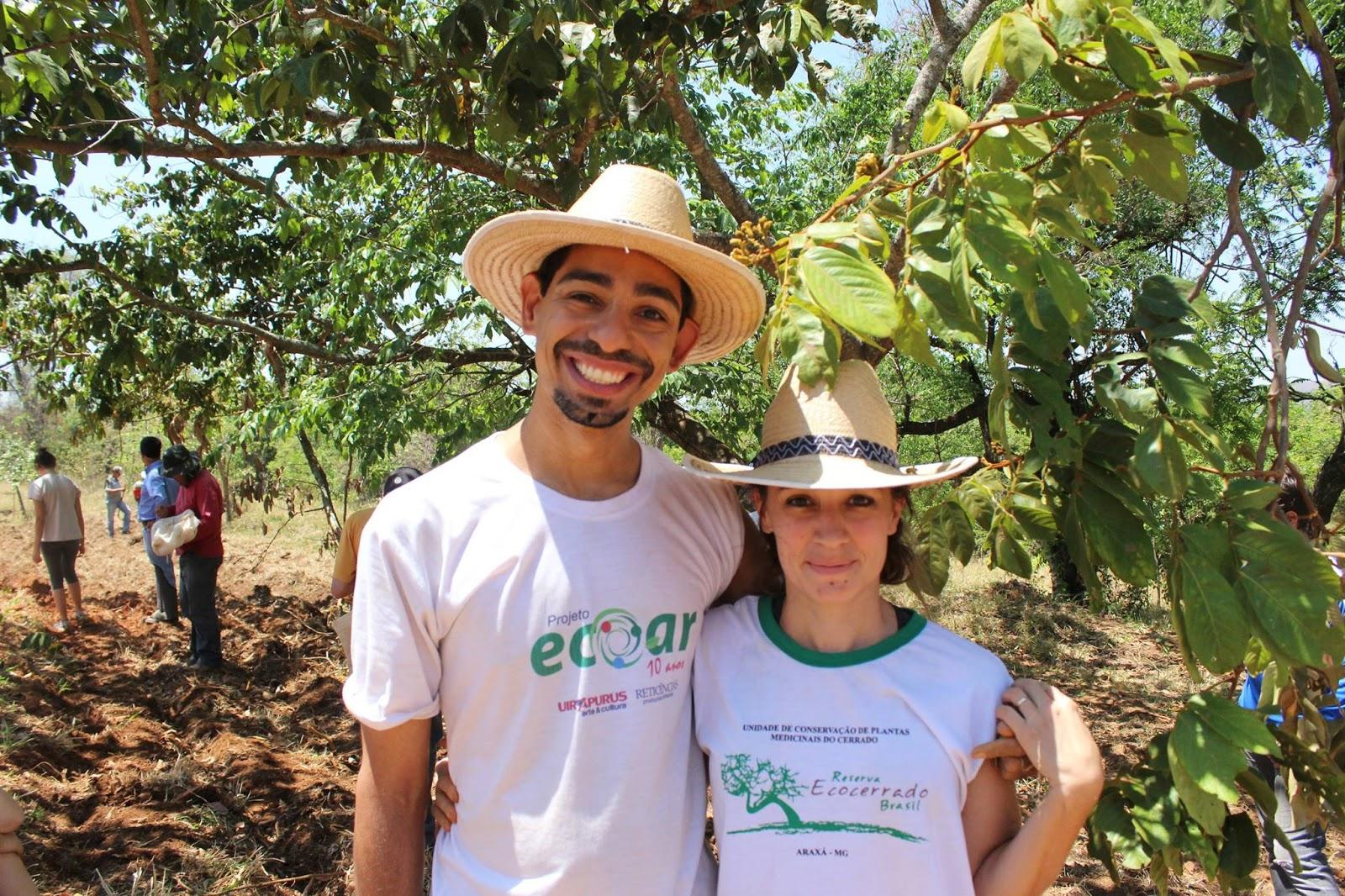 Araxaenses desenvolvem projeto para concorrer ao edital da UNESCO