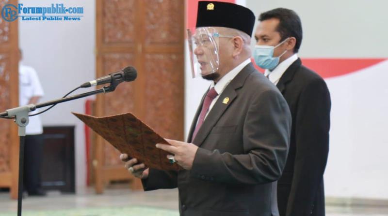Ketua DPD RI: Anugerah Gelar Pahlawan dari Jokowi Kebanggaan untuk Daerah