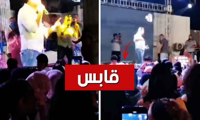 قابس : حفل للفنان  'رؤوف ماهر ' بحضور مئات الأشخاص يثير غضب التونسيين