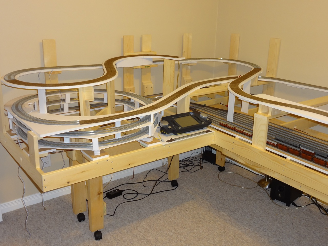 Euro Rail Hobbies And More Blog: Building An N-Scale
