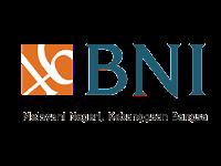 Lowongan Kerja Bank BNI  (Update 13-09-2021)
