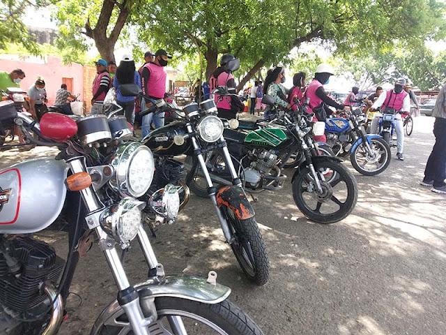 MOTOTAXISTAS PREOCUPADOS POR LOS ROBOS DE MOTOS EN CARORA