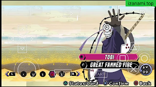 Télécharger Naruto Ultimate Ninja Impact Mod Storm 4 Road To Boruto PPSSPP sur Android