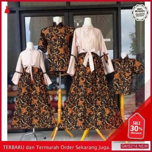 GMS214 FSL214C71 Couple Batik Keluarga Ayah Ibu Dropship SK0671737008