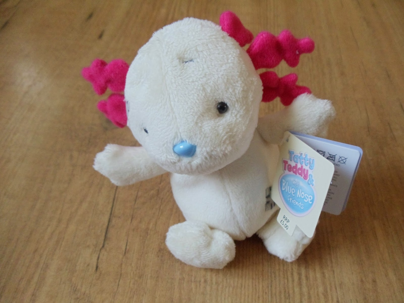 Playdays And Runways Tatty Teddy And Blue Nose Friends Review
