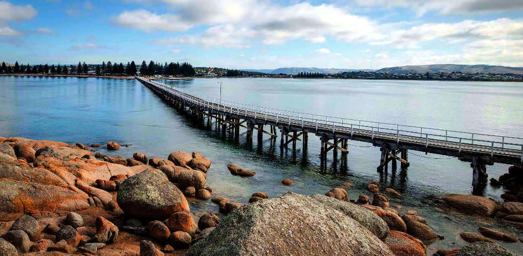 Granite Island Australia
