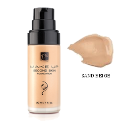FM Group fl23 Second Skin Foundation