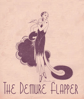 1920's slang guide for flappers