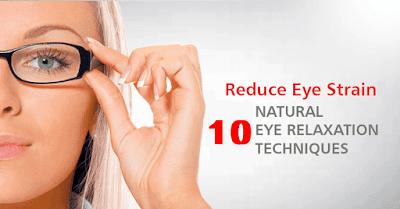 आंखों की थकान दूर करने के 10 घरेलू उपाय