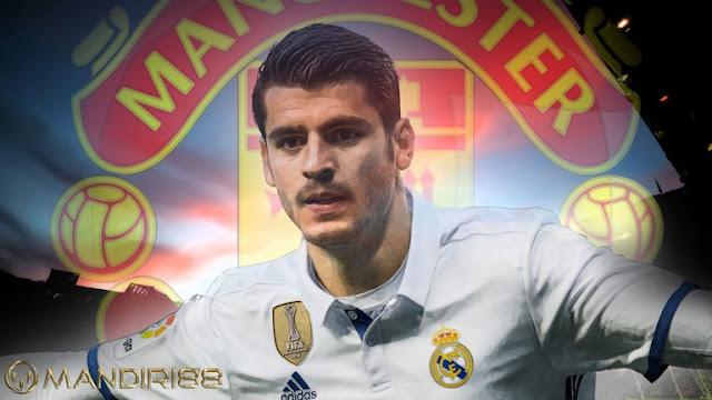 Manchester United Akan Boyong Alvaro Morata dan Andrea Belotti Sekaligus