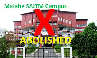 SAITM Campus Abolished Sri Lanka