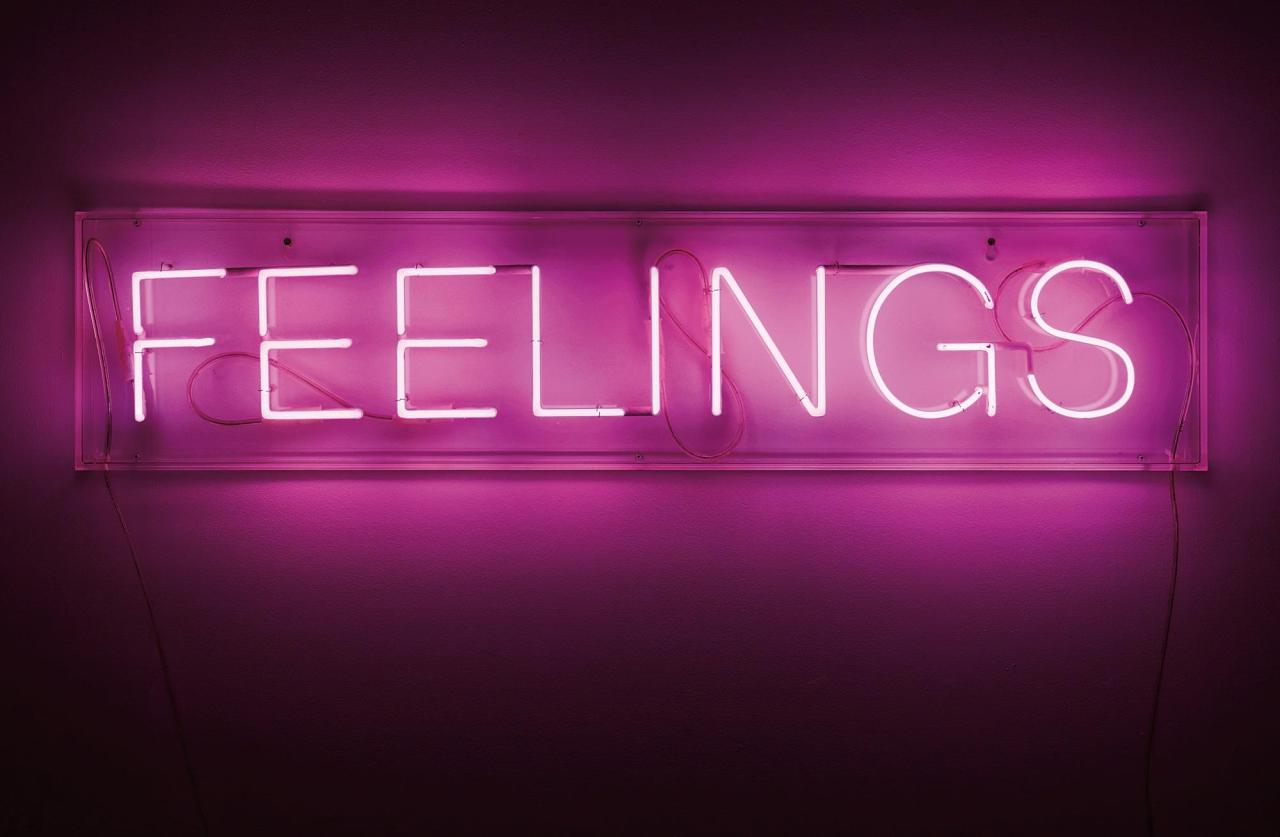 20 palabras que definen sentimientos extraños