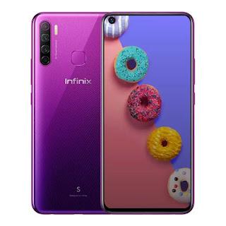 سعر و مواصفات هاتف جوال انفنكس اس 5 \ Infinix S5 في الأسواق