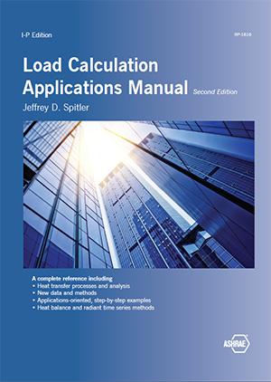 Download ASHRAE Heat Load Calculation Excel Sheet