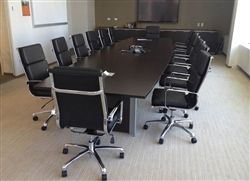 Mid Century Modern Conference Room Chairs