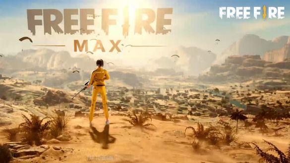اطلاق لعبة فري فاير ماكس رسميا على متجر جوجل بلاي !!