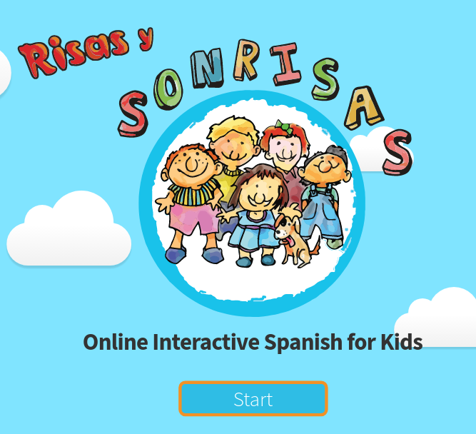 Mommy maestra august 2017 long time mommymaestra sponsor risas y sonrisas has one of the best elementary spanish curricula available for schools and homeschools alike fandeluxe Image collections