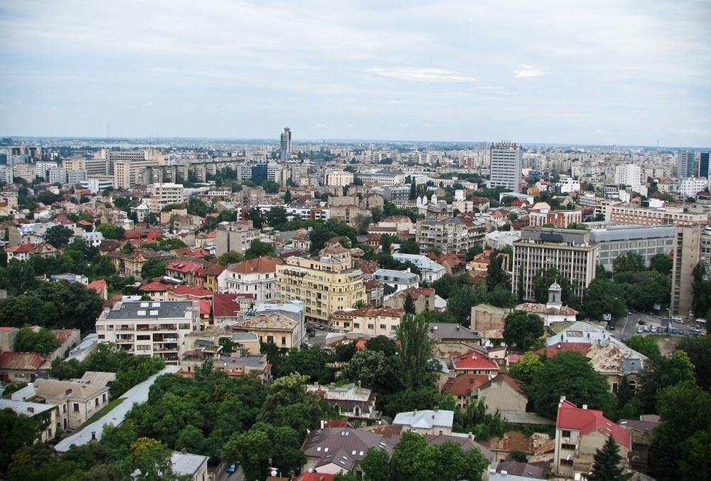 Bucareste, Capital da Romênia