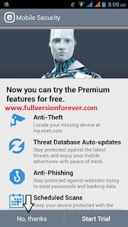 ESET NOD32 Mobile Security & Antivirus Premium APK