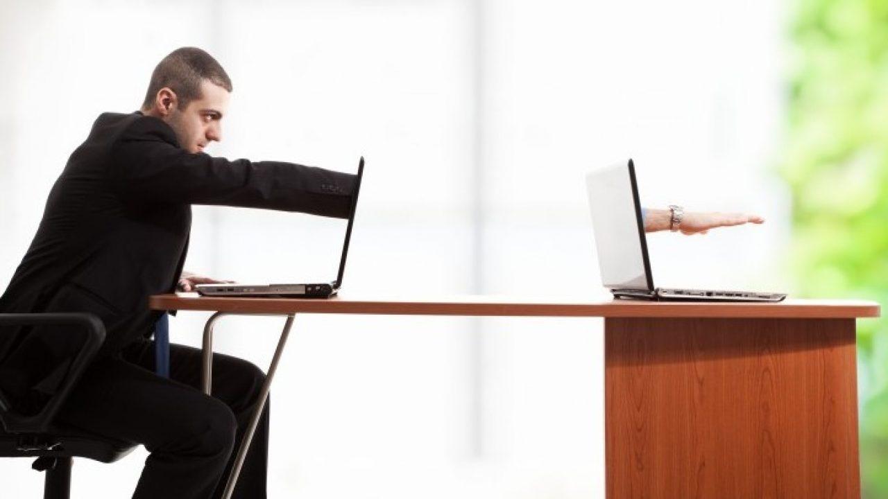 التحكم بالكمبيوتر عن بعد للعمل من المنزل