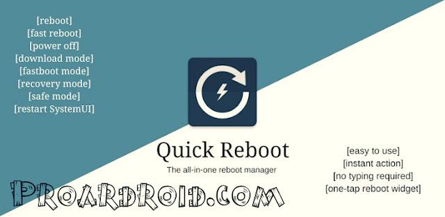 Quick Reboot Pro