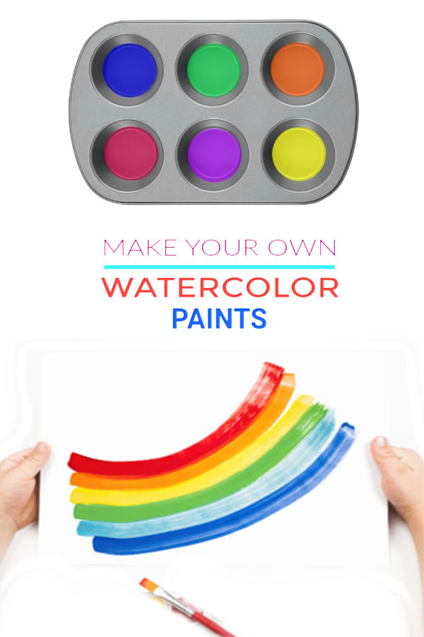 HOMEMADE LIQUID WATERCOLORS (easy recipe!) #paintrecipe #homemadeliquidwatercolorpaint #homemadeliquidwatercolors #homemadewatercolorpaint #homemadewatercolors #homemadepaintrecipe #homemadepaintkids #paintrecipeforkids