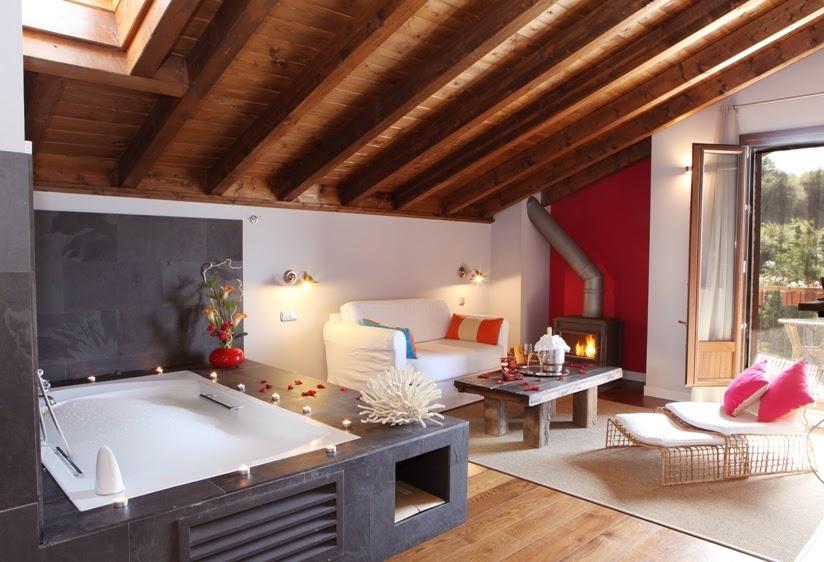 Habitacion Jacuzzi Soria