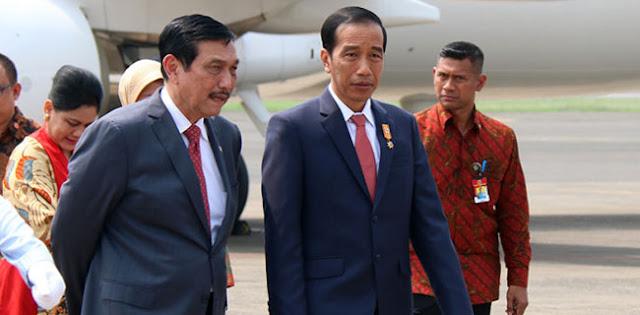 Marwan Batubara: Sebagai Bukti Bukan Pemimpin Boneka, Jokowi Harus Berani Tindak Luhut Binsar Pandjaitan