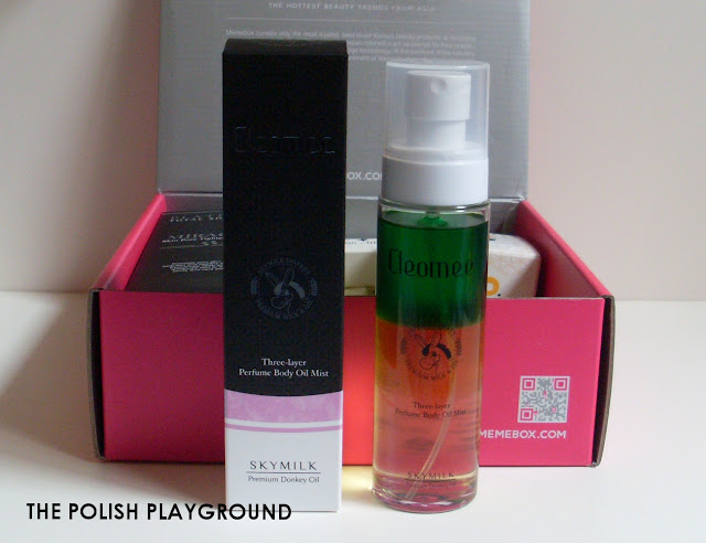 Memebox Special #42 OMG 3 Unboxing - Cleomee Three-Layer Perfume Donkey Oil Mist