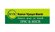 KVB Karur Vysya Bank Recruitment 2017 Probationary Officers