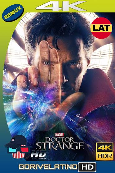Doctor Strange (2016) BDRemux 4K HDR Latino-Ingles MKV