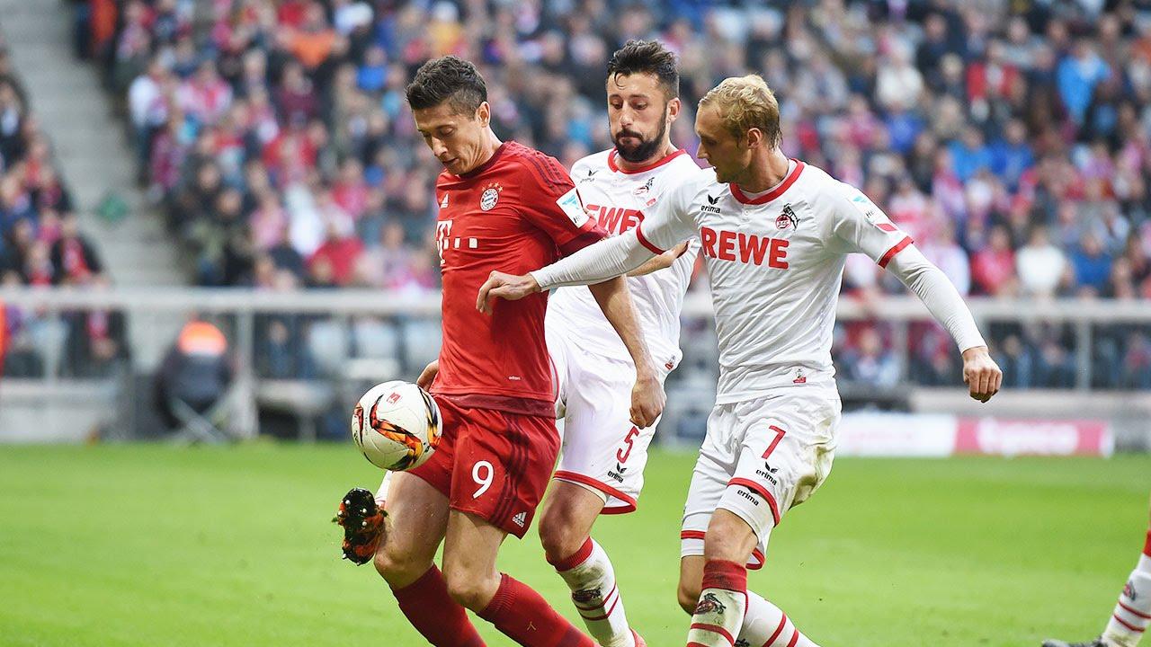Bayern Munich Vs Fc Cologne Bundesliga De Alemania