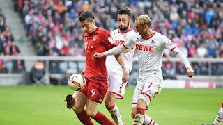 Bayern Munich vs FC Cologne