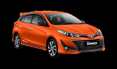 5 Fitur Canggih yang Dimiliki oleh Mobil Toyota Yaris