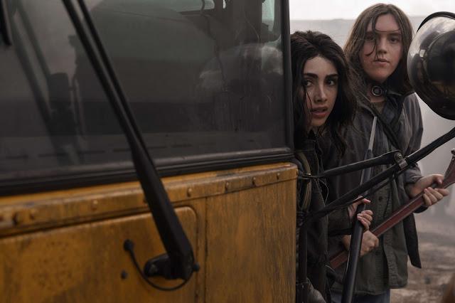Tercera serie de 'The Walking Dead'