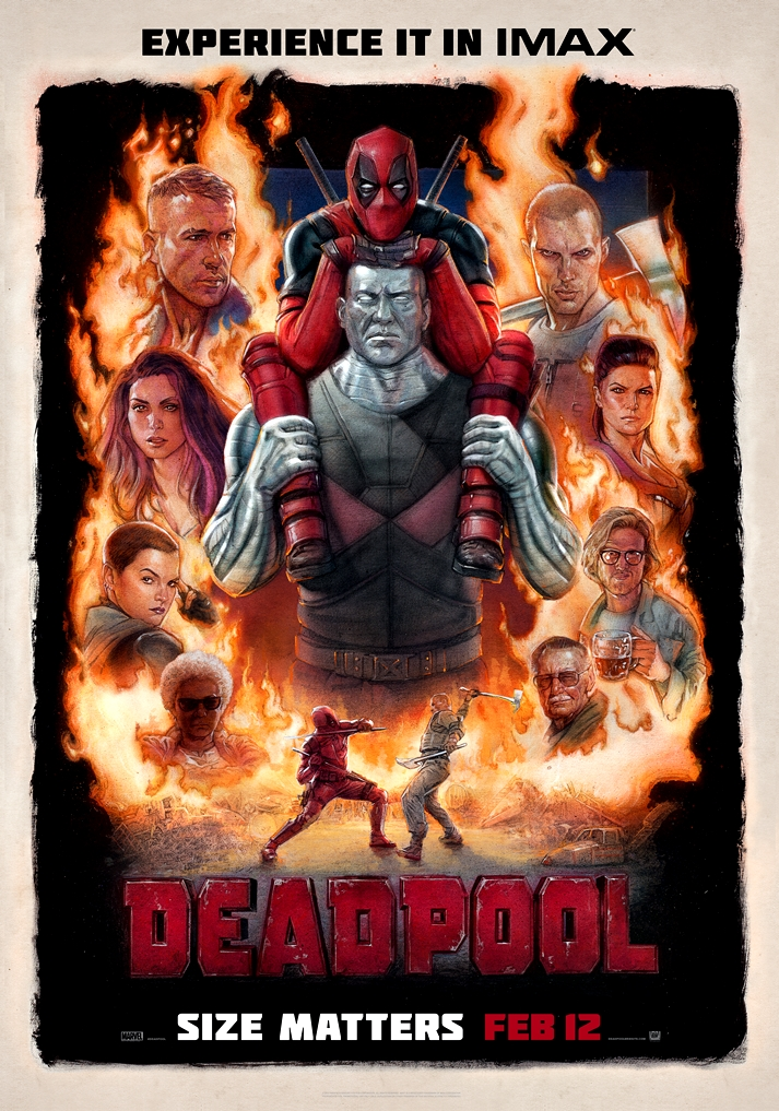 Póster: Deadpool