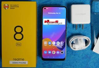 صور هاتف ريلمي 8 برو Realme 8 pro Mobile Pictures
