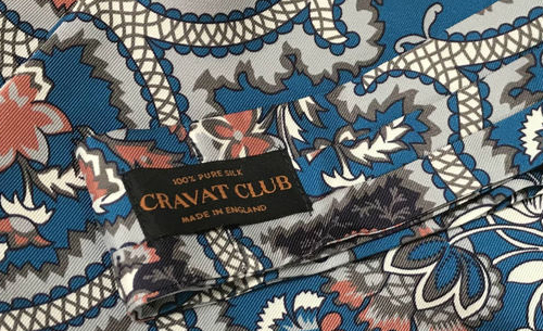 5d58bcf10db7 A flamboyant option is to consider the cravat ring. I've mentioned cravat  rings before, and perhaps they are something that the Cravat Club may wish  to ...