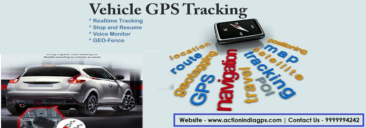 GPS Vehicle Tracking System in India - GPS Tracking Device