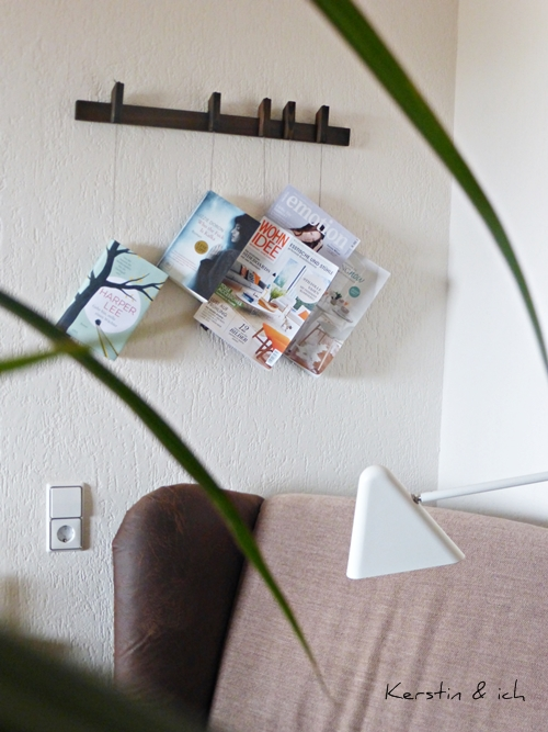 kerstin ich wohnen mein lesezimmer oder wie sortiere ich meine b cher. Black Bedroom Furniture Sets. Home Design Ideas
