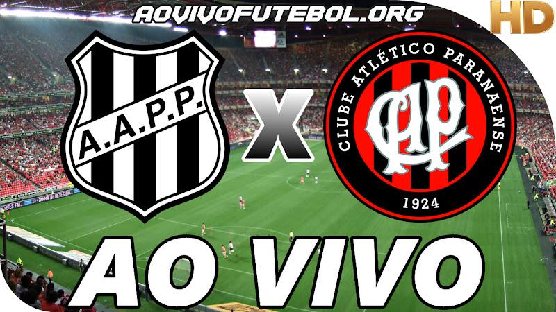 Assistir Ponte Preta x Atlético Paranaense Ao Vivo